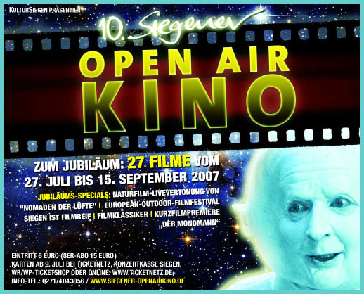 Siegener Open Air Kino